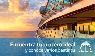 Cruceros Baratos | Aviatur.com
