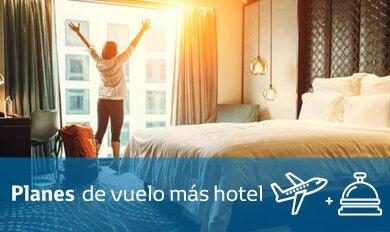 Vuelo + Hotel | Aviatur.com